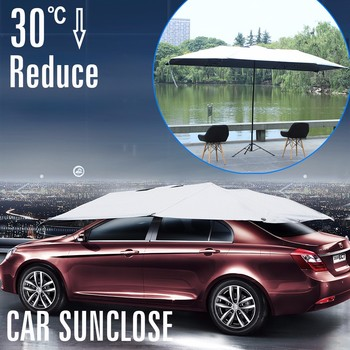 Sunclose Factory Car Fabric Roof Rack Shade Awning Golf Wooden Stick Umbrella Buy Roof Rack Shade Awningcar Fabric Roof Rack Shade Awningroof Rack