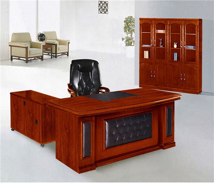black table glass shape drawers l laptop office w chair and computer wheels portable desk workstation