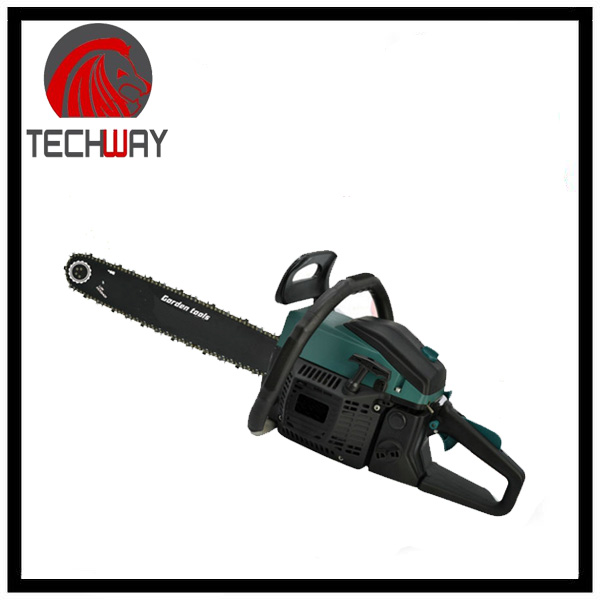 best selling tree cutting chain saw with hand start small gas chainsaw
