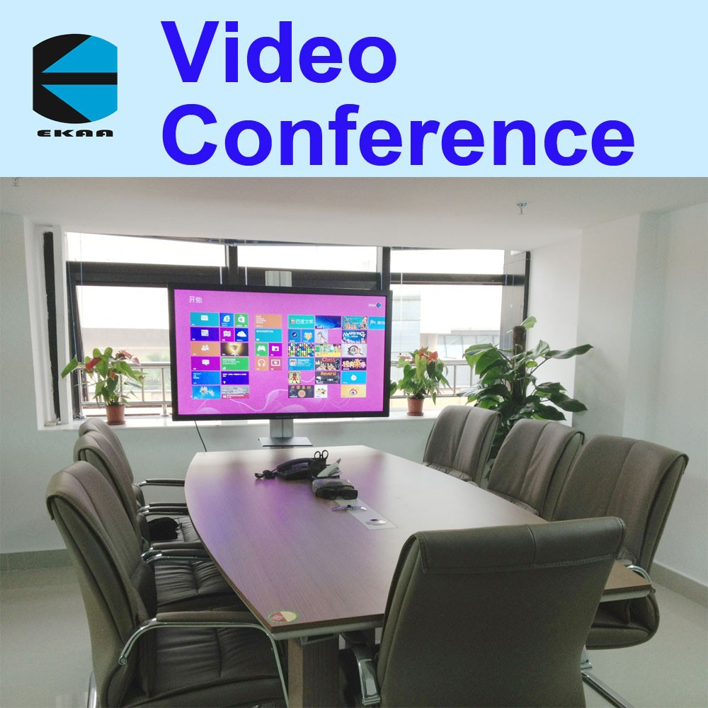 Ekaa Inch Video Conference Hd All In One Touch Pc P Smart Tv - 84 inch conference table