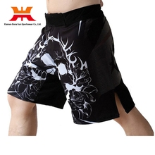 Digital printing Light Boy Grapple Fitness Gear Brand MMA shorts