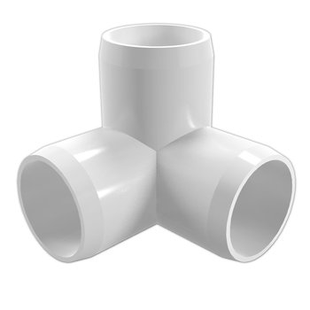 Cotovelos de tubo de pvc de 3 vias para conex o buy for Plastico pvc para estanques