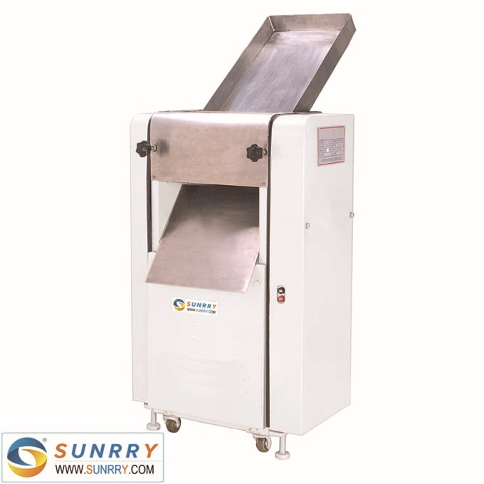 Rice noodle making machine Slice Width 288mm steam noodle machine 750w electric noodle making machine for CE (SY-NM288 SUNRRY)