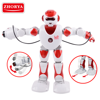 Zhorya 4 style smart kids radio control fighting robot toy