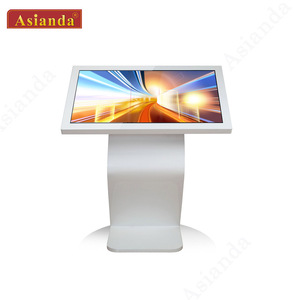 Full HD 42inch advertising indoor application multi touch screen kiosk price