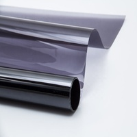 Hot sale Black Window Tint Film Glass 15% Roll Car Auto House uv+insulation dark black Car window tint film