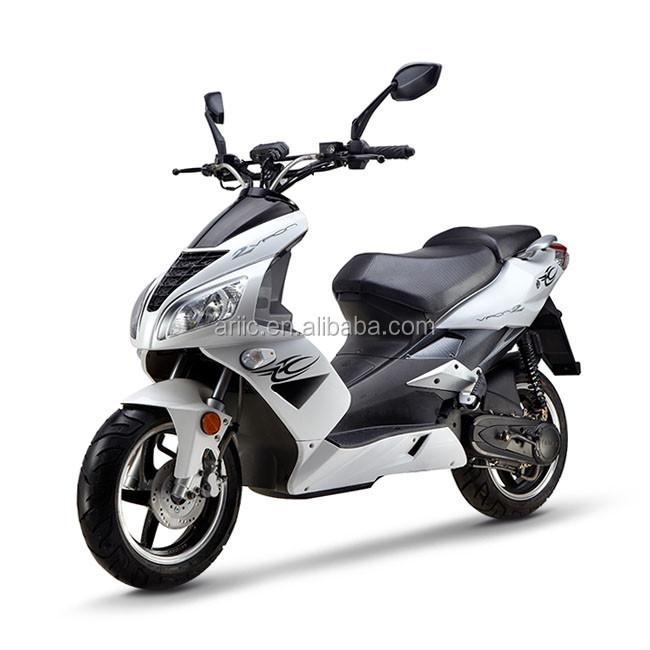 125cc 13 inch tire EFI Sporty scooter Viron GT