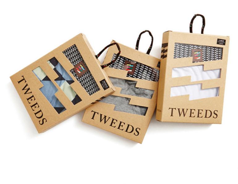 custom sock packaging with hanger in store a pair of sock packaging