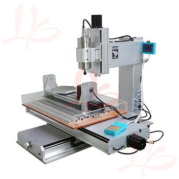 5 Axis Cnc Router 6040 Engraving Drilling Machine With High Performance