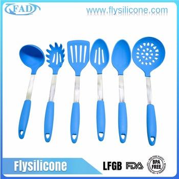 Kitchen Accessories Names eco friendly lfgb,fda certificated silicone kitchen accessories
