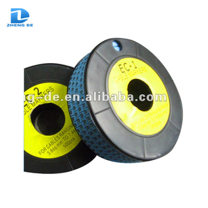 Wenzhou EC Type PVC Flat Cable Marker