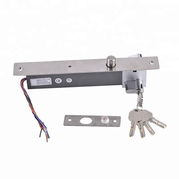 fail secure electric bolt with mort lock cylinder py el14 buyfail secure electric bolt with mort lock cylinder py el14