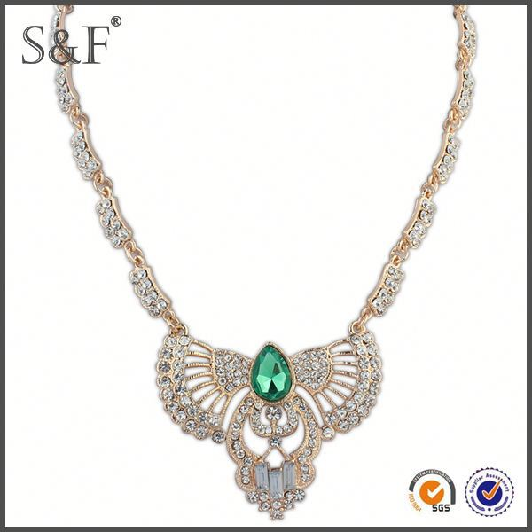Professional Factory Sale!! Fashionable zamac jewelry