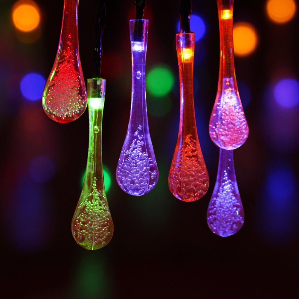Popular Raindrop Christmas Lights-Buy Cheap Raindrop ...