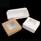 creative design folding paper box,recycled paper cardboard food packaging box disposable, birthday cake boxes plain