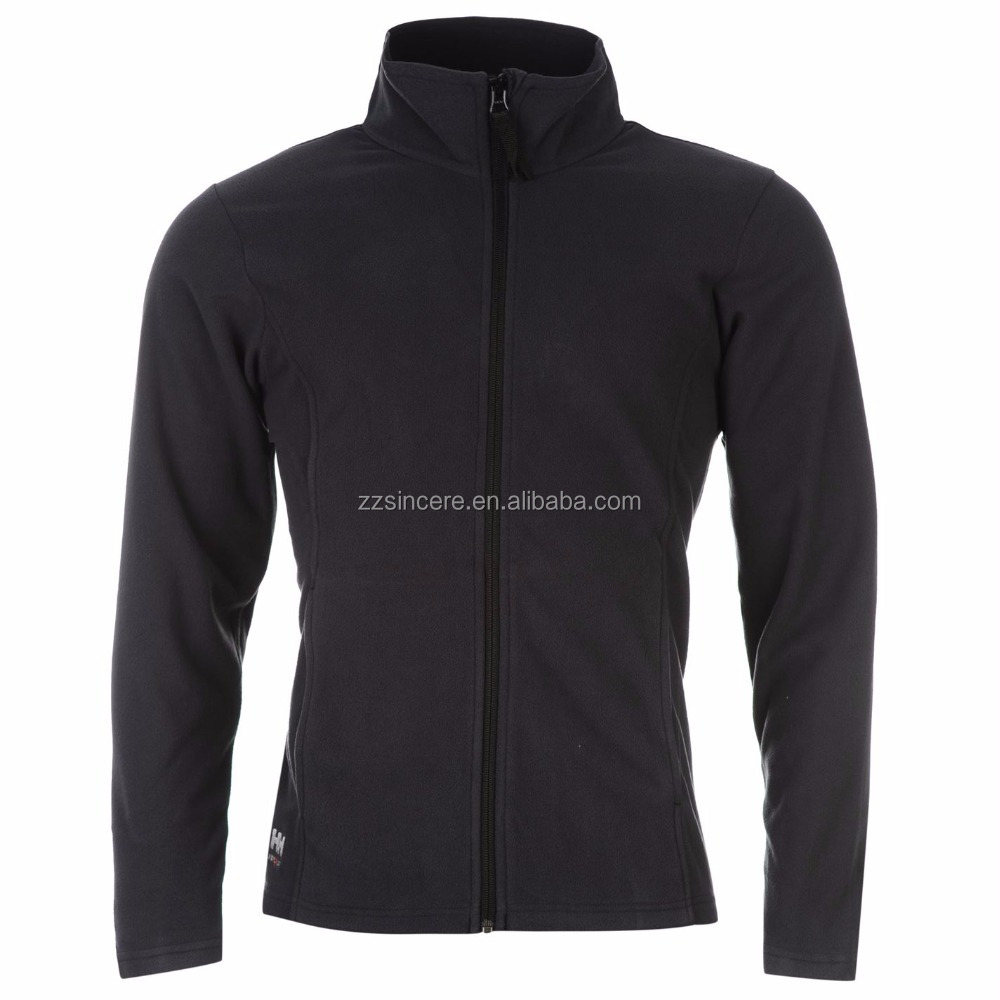 High quality cool style flame resistant man thermal fleece jacket