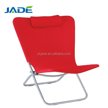 Modern Metal Frame Folding Padded Butterfly Chair/camping Leisure Chair