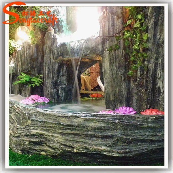 Fabbrica di porcellana da parete ornamentali fontane per giardino ...