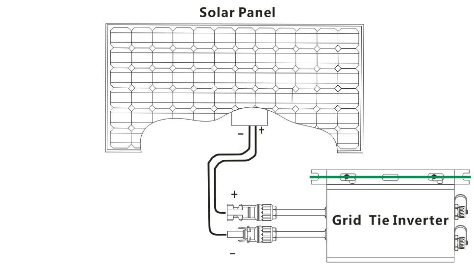 ip67 waterproof wifi-gprs monitor solar micro grid tie inverter 200w