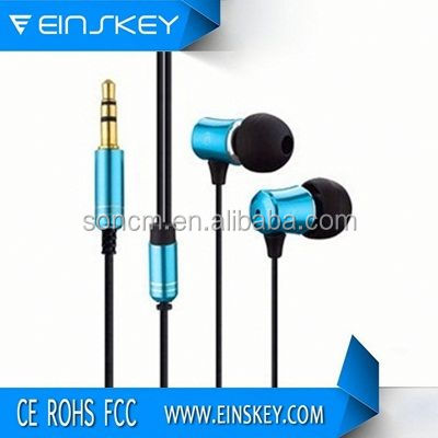 2014 hottest selling vox earphone E-E015