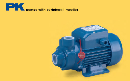 PEDROLLO PKM 90 40L/MIN WATER PUMP 230V