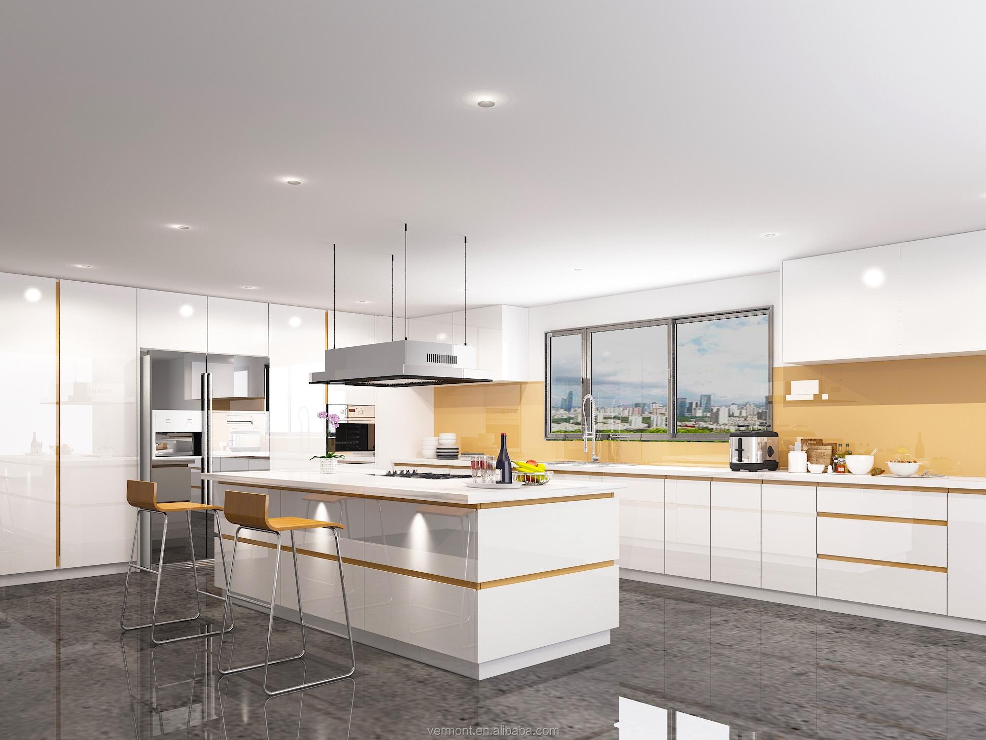 Kabinet Dapur Modern Mdf 2019 Desain Furnitur Kecil Kabinet Aluminium Rumah Flat Pack Buy Aluminium Kabinet Dapur Desain Mdf Kabinet Dapur Modern Product On Alibaba Com