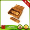 Best selling wooden box bulk wood usb flash drive