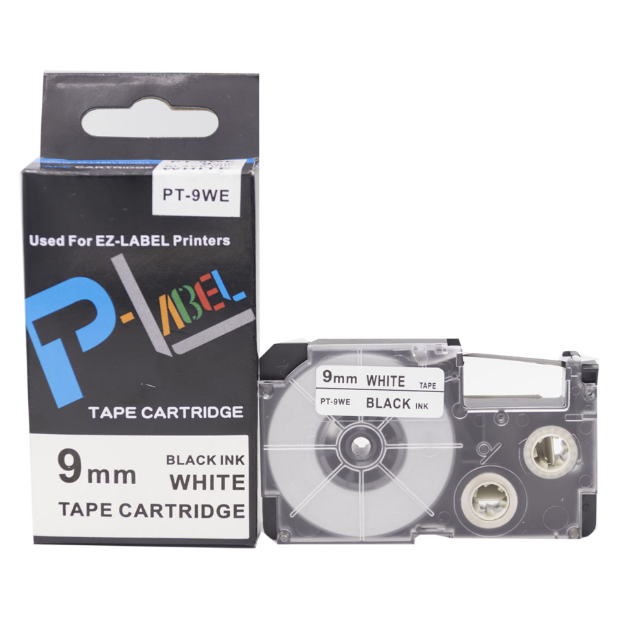 China Compatible Ribbon Cartridges Brother Label Tape Tze M951 24mm Black On Silver Matt Manufacturers And Suppliers