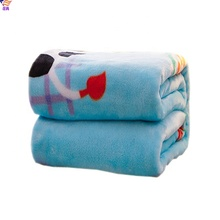 100% polyester <span class=keywords><strong>kuh</strong></span> animal print flanell fleece babydecke