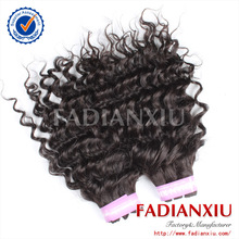 Factory price supply bundle cheap yaki deep wave