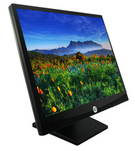 Cheap 19 inch folding led computer touch screen lcd monitor
