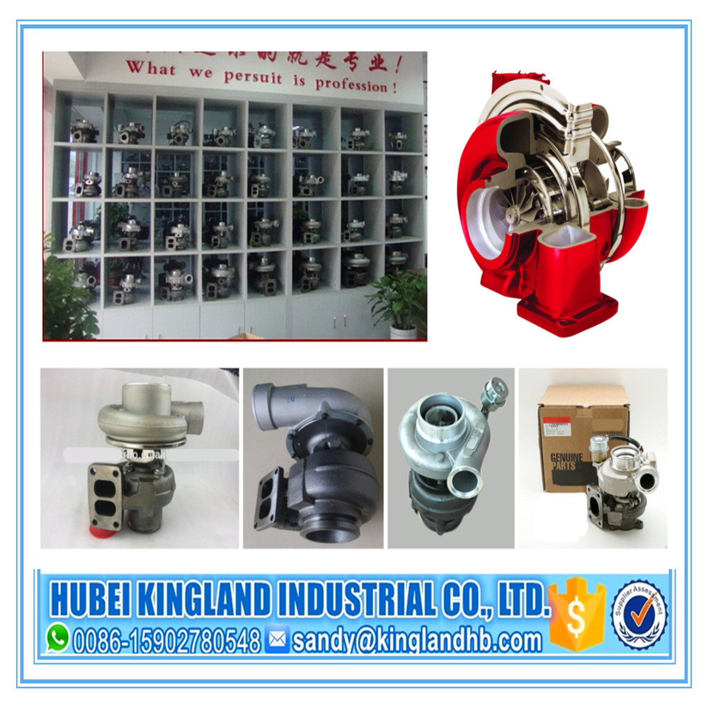 Original or high quality new turbo charger Water-cooling diesel engine C18 turbocharger 267-8658