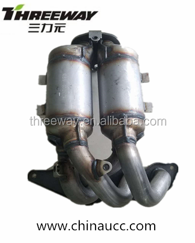 EPA Certified suitable for RAV4 Exhaust Manifold Converter