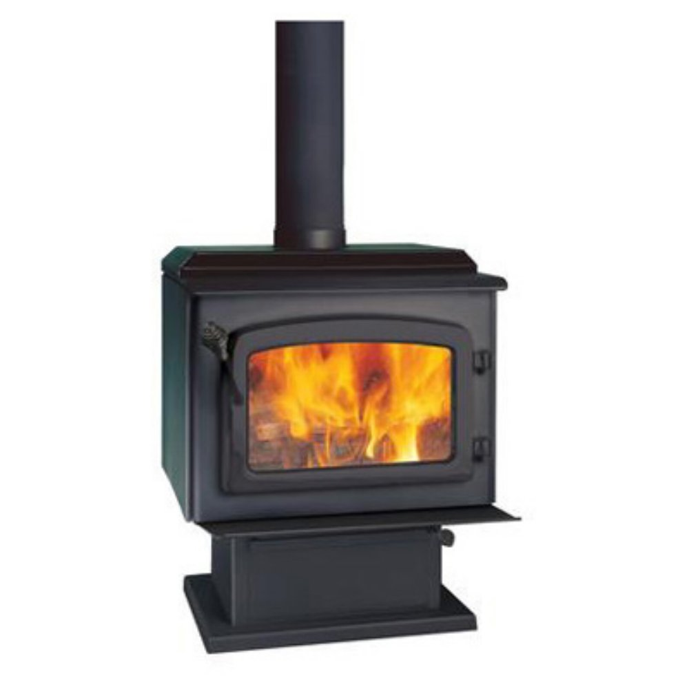 Cheap glass door wood stove find glass door wood stove deals on get quotations drolet wood stove on pedestal model escape 1800 black door db03102 planetlyrics Choice Image