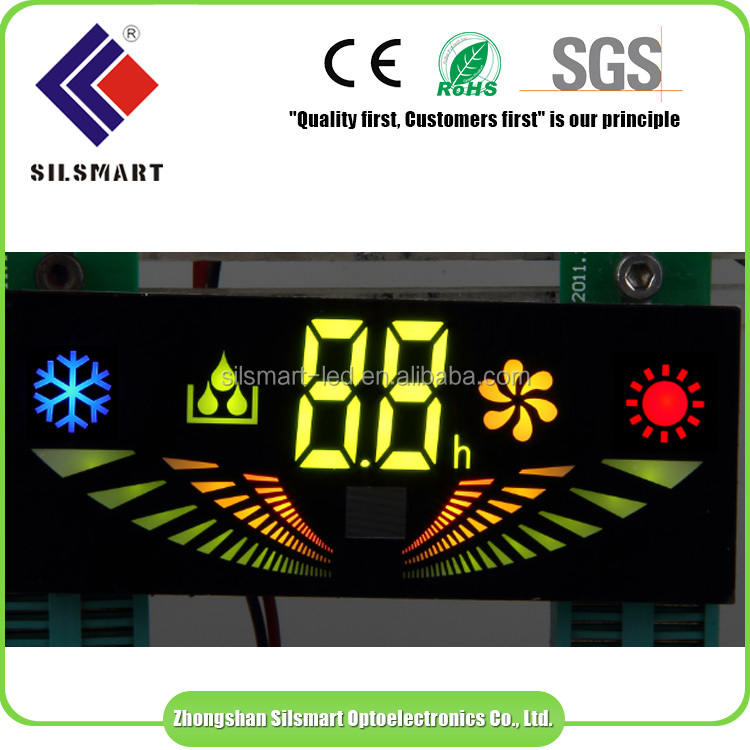 Cheap products to sell UL-40100AB-3 ultra light led numeric display