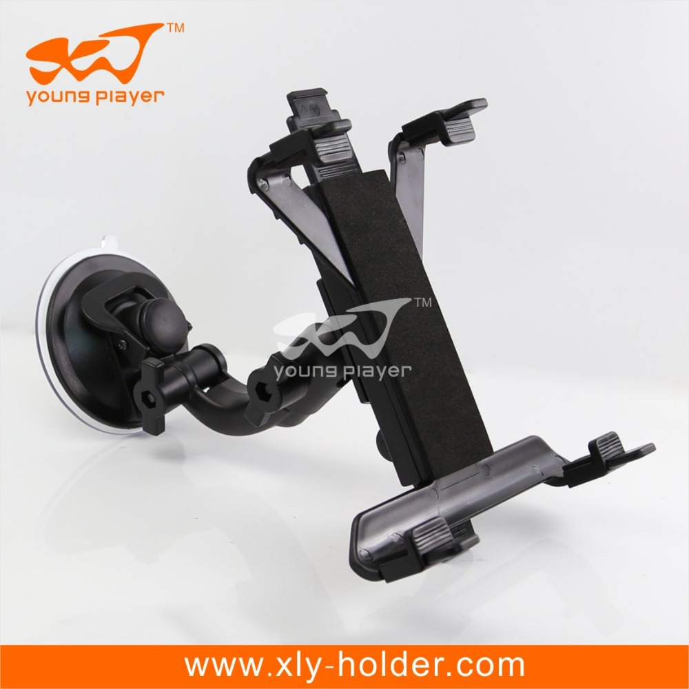 Universal Windshield Car Holder Tablet Mount for iPad , Galaxy Tab etc Tablet PC and Phones
