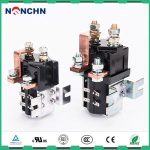 NANFENG High Demand Products In Market Electrical Types Of Dc Magnetic Relays 24V