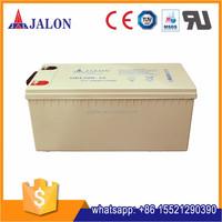 China manufacturer storage deep cycle 12v 200ah gel batteries