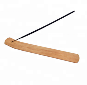 Wood Material and Wooden incense Stick Stand Product name decorative wooden incense holder