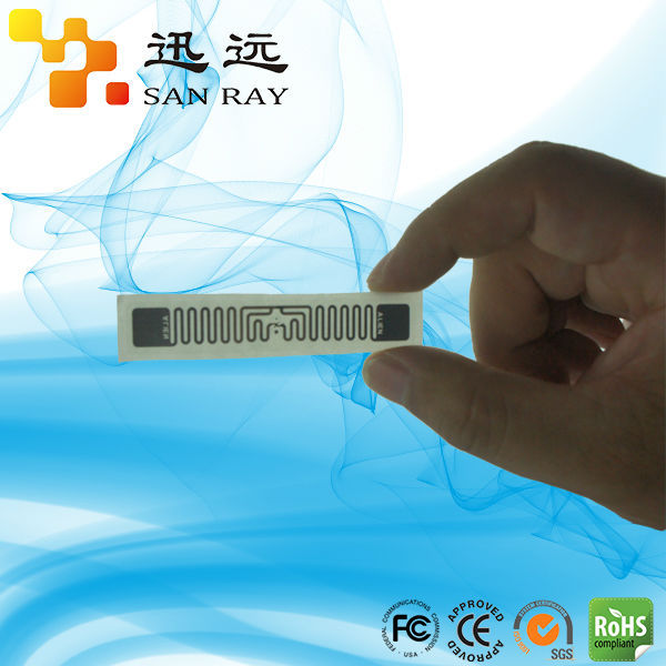 Cheap H3 IC alien rfid card with 800-bits of Nonvolatile Memory from china rfid tag supplier