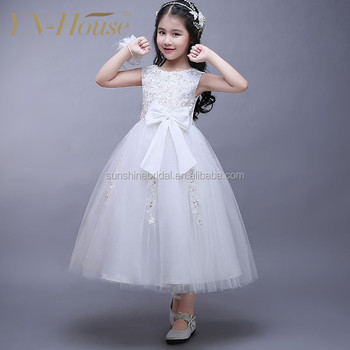 964e276ca6 2016 Fashion flower girl dress patterns wholesale baby girl summer dress