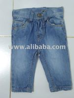 INFANT DENIM PANT