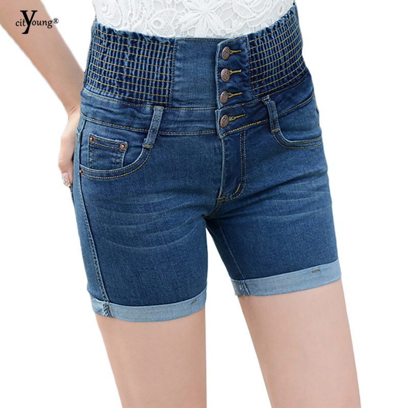 buy summer shorts women short jeans short femme pantalones cortos mujer denim. Black Bedroom Furniture Sets. Home Design Ideas