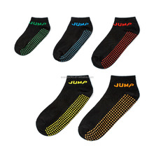 En gros anti-dérapant sknitted <span class=keywords><strong>trampoline</strong></span> hommes unisexe chaussettes
