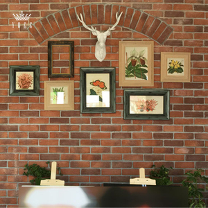 YOCR--137 19X6cm Red clay brick tiles with low price decorative border brick