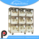 Laboratory SPF Rabbit Cages with rack