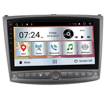10.2 ''1din 7.1 Full Touch Car DVD Player untuk <span class=keywords><strong>Lexus</strong></span> <span class=keywords><strong>IS250</strong></span> 2006-2011 Navigasi WIFI Bluetooth <span class=keywords><strong>Radio</strong></span> Carplay USB WIFI 4G