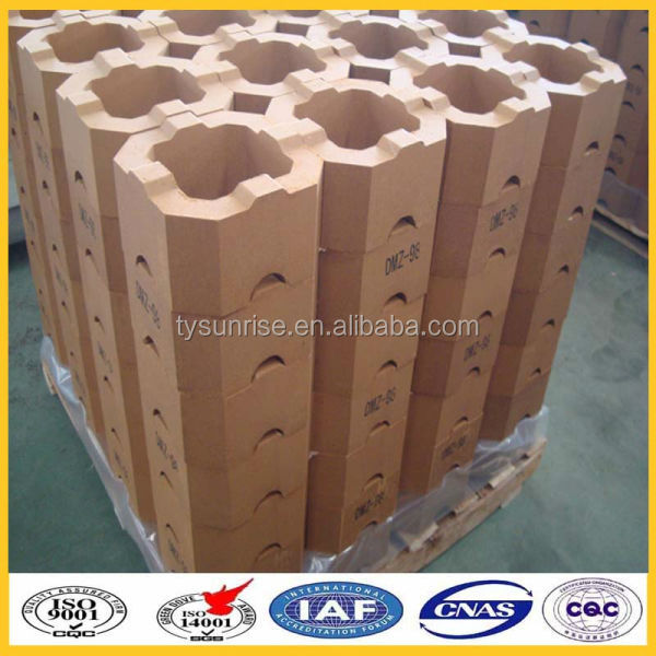 Blast Furnace Kiln Stove and EAF Fused Magnesia Bricks for Sale Refractory