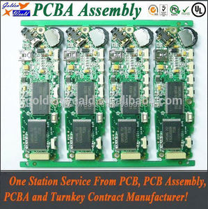 exact pcba clone from shenzhen electrical manufacturer contract pcb assembly services