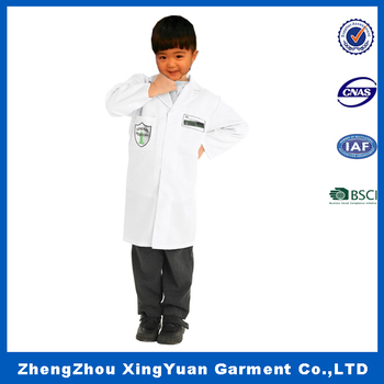 child Halloween costumes chemistry lab coat doctor white lab coat and scientist character lab  sc 1 st  Alibaba & Child Halloween CostumesChemistry Lab CoatDoctor White Lab Coat ...